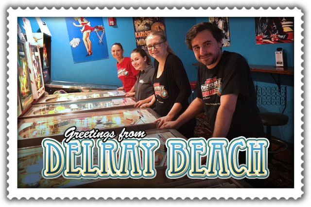 he Silverball Museum is the hottest thing in Delray Beach, Florida. With classic pinball and arcade games to play, great food to eat, cool drinks to enjoy and fun events to take part in – Silverball Museum has all of the above, and then some.