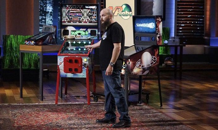 VPcabs: What Happened To Virtual Pinball Machines After Shark Tank