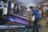 Pinball players from across the region faced off in the Buffalo Pinball Summer Open Friday at the Sandy Beach Yacht Club on Grand Island.