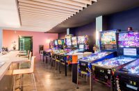 Outer Orbit, Mission Street's Pinball Bar With Hawaiian Food