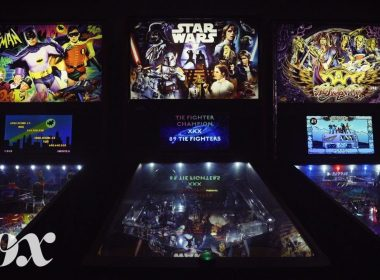 How to win at Pinball photo of pinball machines