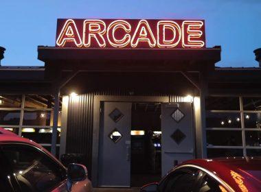 The Burl Arcade