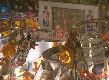 Photo of NBA Fastbreak Pinball Machine