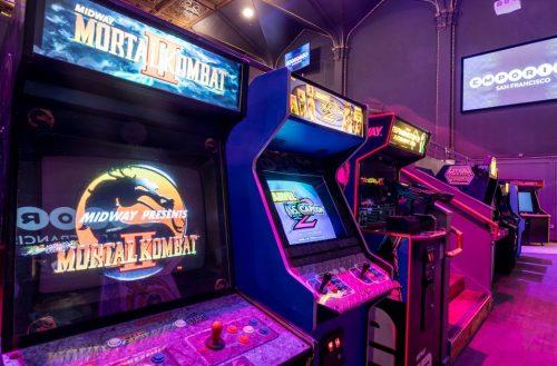 Arcade in San Francisco