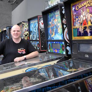 Noosa Pinball Festival and Tournament