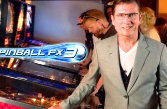 Williams Pinball Classics Pinball FX3 Promo