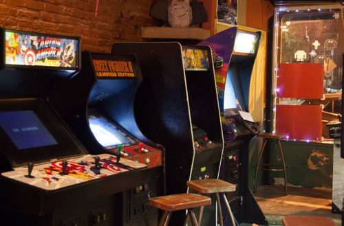 H Street arcade and game haven Atlas Arcade is closing