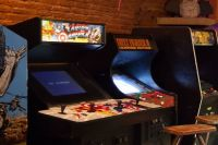 Go Play 'The Simpsons' Pinball Before Atlas Arcade Closes on H Street - Eater DC