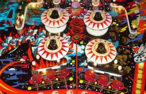 Classic 'Star Wars: The Empire Strikes Back' Pinball Table Resurfaces