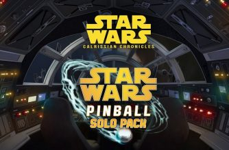 Three New 'Solo: A Star Wars Story' Tables Hit 'Zen Pinball' Today