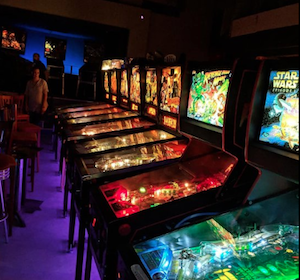 Athens Pinball Museum opens in Greece