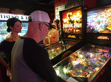 Providence Pinball League event photo