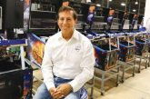 Photo of Jack Guarnieri, founder and CEO of Jersey Jack Pinball, has manufactured artisanal pinball machines in his facility in Lakewood for nearly eight years.