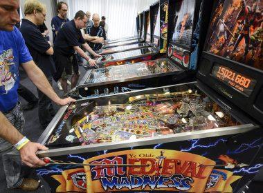 Medieval Madness Pinball