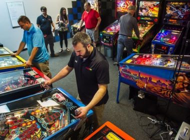 Midland Pinball League begins this weekend