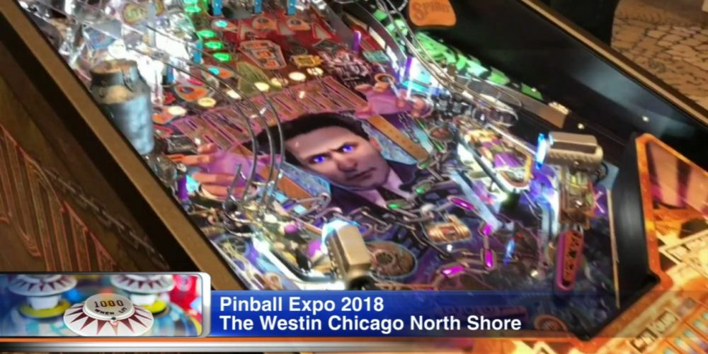 Pinball Expo 2018 Comes to Wheeling and presents a great and fun opportunity for the public to come enjoy a timeless classic that's been around for decades.