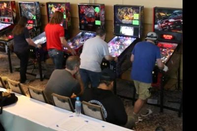 Pinball wizards will flip at the Pinball Expo, coming to Wheeling in October | WGN Radio - 720 AM