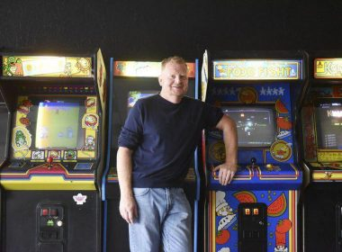 Video games aren't a hobby for Dean Wenzel and his arcade, Eighty-Three Arcade, isn't a normal arcade.