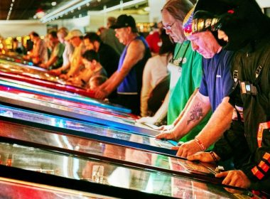 The California Museum of Pinball has 1,100 fully functional arcade machines, 650 of which are pinball. Every one is set to free play for one crazy weekend.