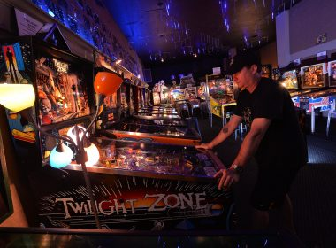 Asheboro Pinball Museum is a unique place with more than 100 pinball machines. There's about 36 in Hendersonville and 40 in Asheville.
