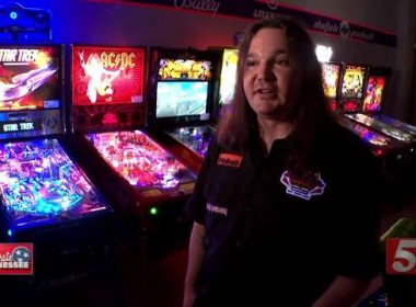 Nashville Pinball League expanding in popularity each month in Music City Pinball where every month players gather for league tournaments.