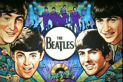 Beatles Pinball Could Be Most Expensive Table of All Time