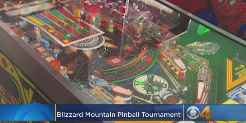 Colorado pinball wizards battled it out in a 24-hour pinball tournament marathon competition at Blizzard Mountain in Conifer Saturday into Sunday morning.
