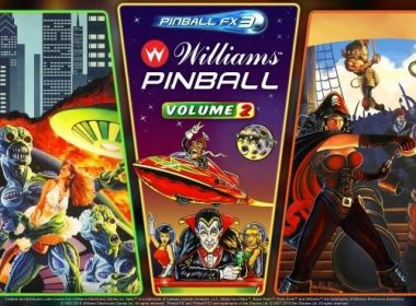 It's quite obvious that the arrival of Williams Pinball Volume 1 was a bit of a hit when Zen Studios released the pack on to Pinball FX3 back in October - so much so that the launch of Volume 2 is fast approaching.