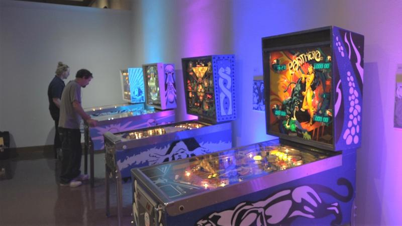 PINBALL EXHIBIT- Before there were computerized videogames, there was Pinball. And for the past few weeks The History of Pinball At La. State Exhibit Museum In Shreveport is featuring pinball machines and history.