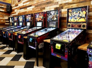 St. Paul Tap Barcade brings pinball and brews to West 7th offering six consoles, eight table-top games, nine pinball machines and 25 arcade games.