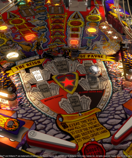 Pinball FX3 Williams Volume 1 Medieval Madness