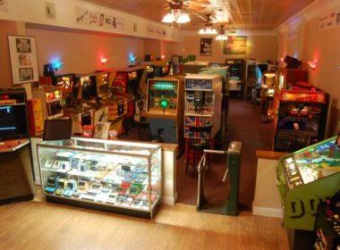 Retro Arcade Museum in Beacon