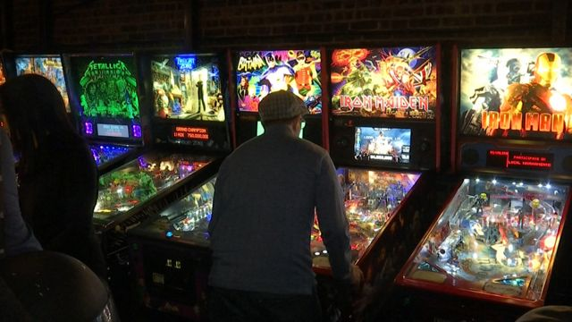 Will Competitive Pinball be Televised? Many are trying to qualify for the state championships next month, an invitational tournament of 24 players competing to be New York's pinball wizard.