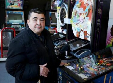 He's a pinball wizard, really. Repairing games and machines of the past still rings Barry Brown's bell.