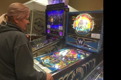 "Channel Your Inner Pinball Wizard At ""Pincinnati"" 