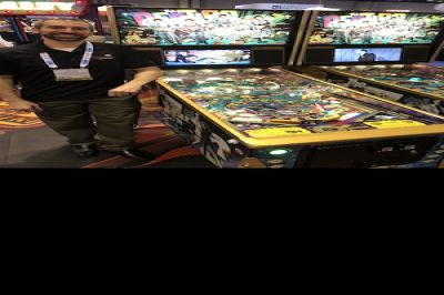 "Coin-op amusements news | ""No signs of slowing down,"" Stern Pinball 