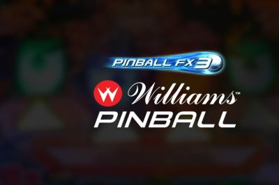New Williams tables are now available for Pinball FX3 - Thumbsticks