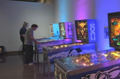The History of Pinball At La. State Exhibit Museum In Shreveport | Red River Radio