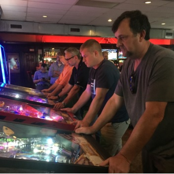 The Space City Pinball League and EinStein's Pub are pleased to announce that the Texas International Flipper Pinball Association State Championship Tournament will be held on January 19, 2019, in Katy, Texas.
