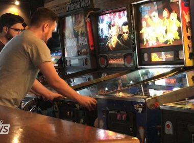 Adam Atkinson introduces us to the Hammer City Pinball League, in the Ontario rea beginning its 3rd season tonight.