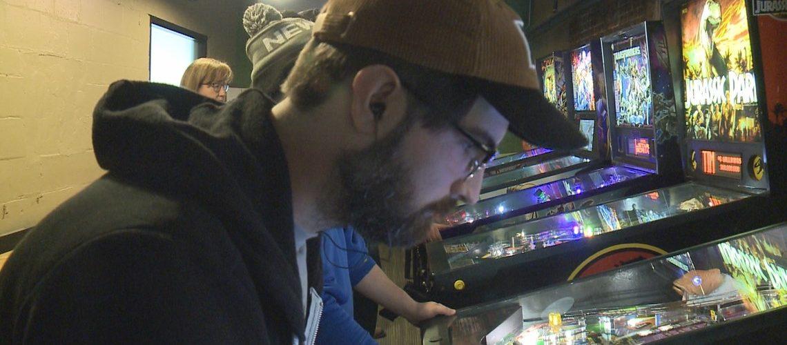 Pinball tournament raising money for PUSH Buffalo