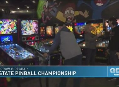 Recbar revs up for Pinball Championship - On Saturday, January 19, 2019, the top 16 pinball players will gather to compete.
