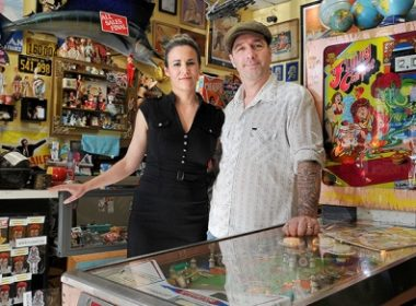 Pinball Alley owners hope shop won't go tilt after sale as owners want to find a buyer who will keep the store open, which is a going concern.