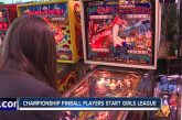 Idaho lady pinball players start girls league, compete in championship
