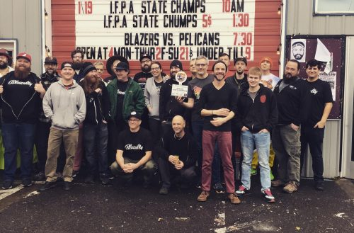 Local qualifiers have solid showing at Oregon pinball championship during their inaugural appearance at last weekend's state title tilt in Eugene.