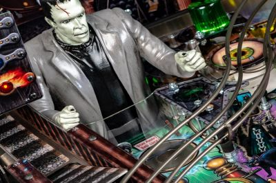 The Munsters Pinball First Gameplay Teaser Trailer