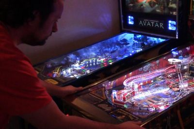 VIDEO | Delaware's state pinball championship tourney brings the gold home | State | thecourierexpress.com