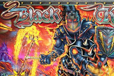 Black Knight: Sword of Rage Pinball Revealed: First Images, Video, Details, and an Interview with Creator, Steve Ritchie - IGN