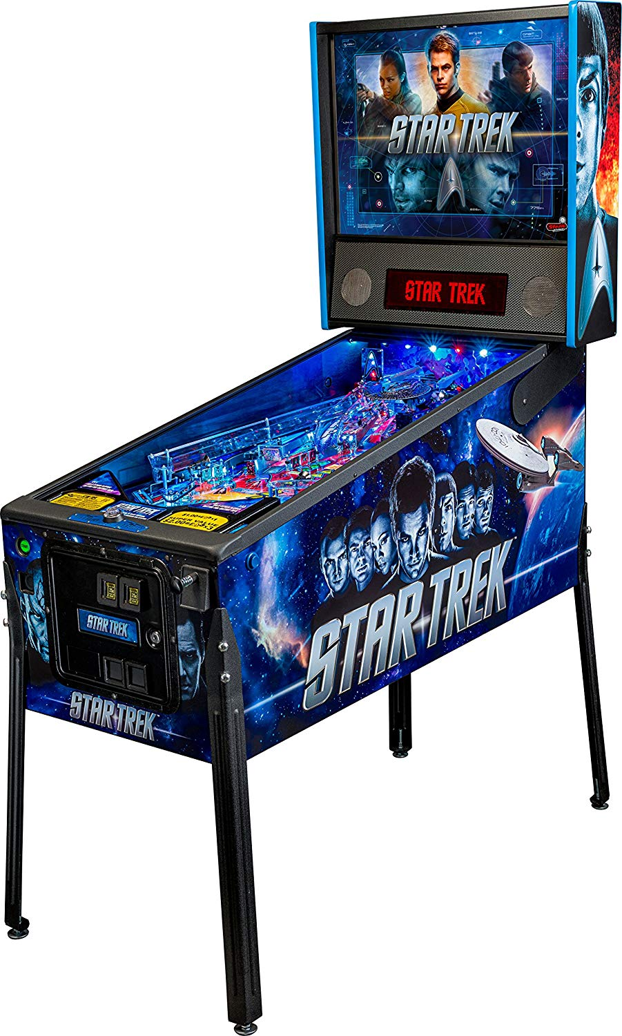 Stern Star Trek Pro Pinball Machine