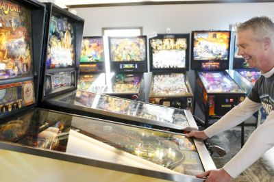 Pinball wizard: Fargo native punches ticket to national championship | INFORUM